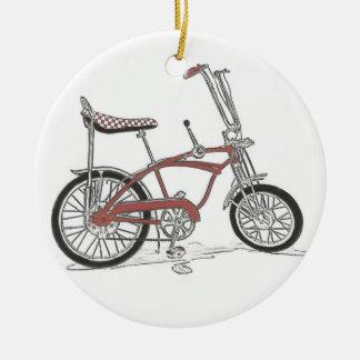 bicicleta clássica da bicicleta do músculo da arra enfeites