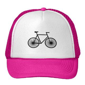Bicicleta cor-de-rosa bones