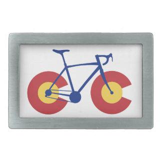 Bicicleta da bandeira de Colorado
