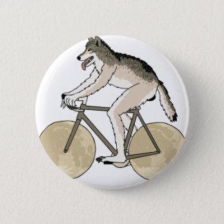 Bicicleta da equitação do homem-lobo com rodas da bóton redondo 5.08cm