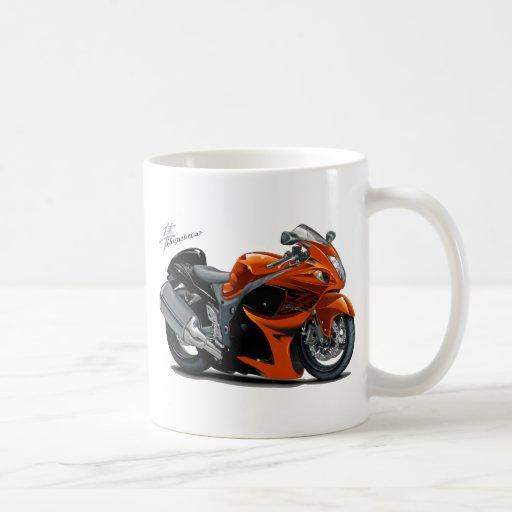 Bicicleta da laranja de Hayabusa Canecas