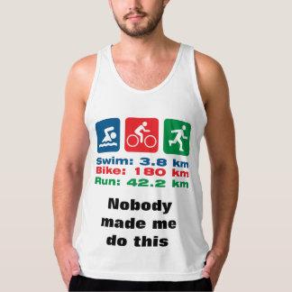 Bicicleta da natação de Triathlete funcionada Regata
