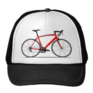 Bicicleta da raça boné