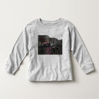 Bicicleta de Amsterdão Camisetas