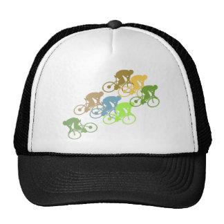 Bicicleta do ciclismo da bicicleta boné