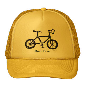 Bicicleta do osso boné