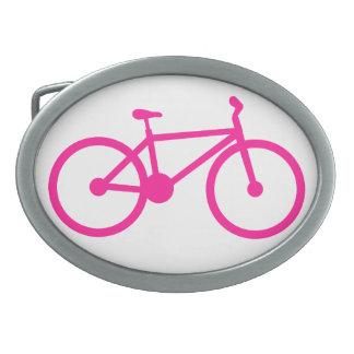Bicicleta do rosa quente; bicicleta