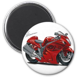 Bicicleta do vermelho de Hayabusa Imas