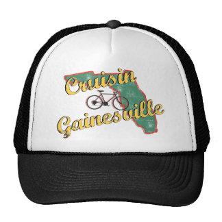 Bicicleta Florida de Gainesville da bicicleta Bonés