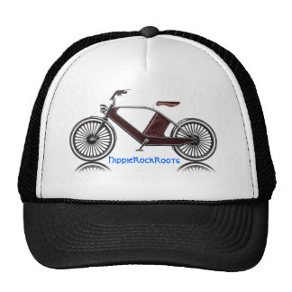 Bicicleta HippieRockRoots Boné