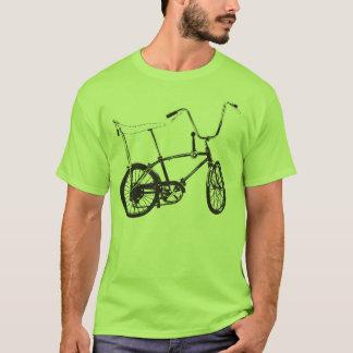 Bicicleta original da velha escola camiseta