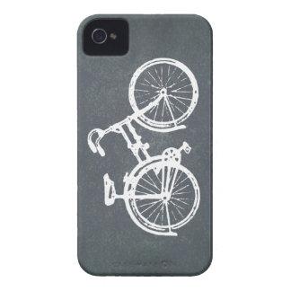 Bicicleta velha capa para iPhone 4 Case-Mate