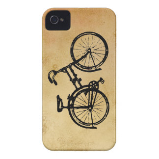 Bicicleta velha capas para iPhone 4 Case-Mate