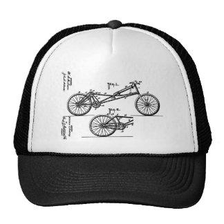 Bicicleta William C. Rim Boné