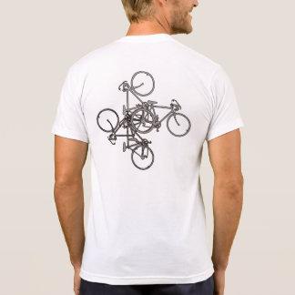bicicletas legal/gráfico bicicleta-inspirado tshirt