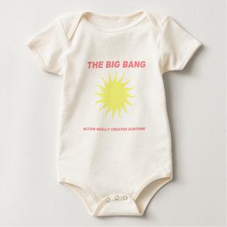 Big Bang Nuthin criou realmente Sumthin! Body Para Bebê