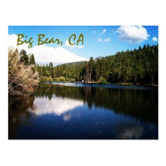 Big Bear, cartão de CA
