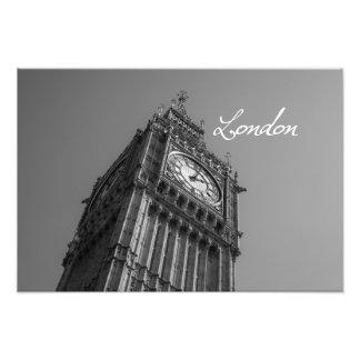 Big Ben Londres Impressão De Foto