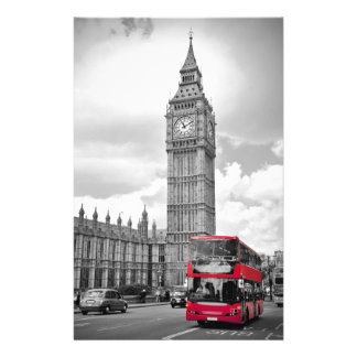 Big Ben Londres Papelaria