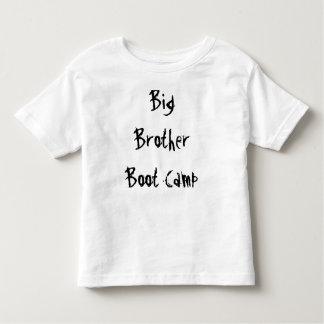 Big brother Boot Camp Camiseta Infantil