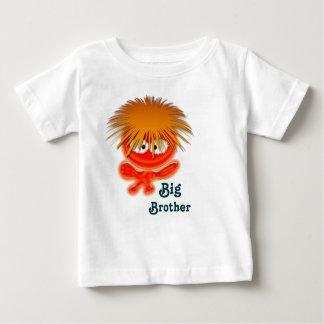 Big brother camiseta para bebê