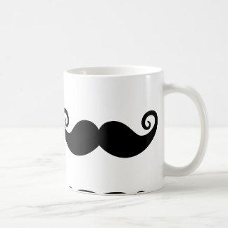 bigode [1] caneca de café