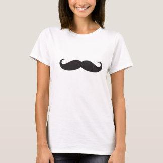 Bigode, bigode, bigode! camiseta
