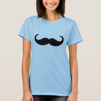 bigode camiseta