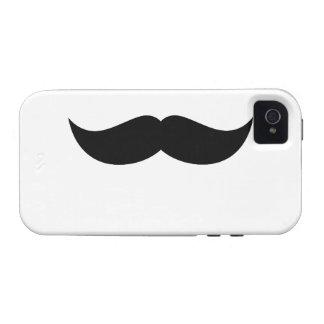 Bigode Capas Para iPhone 4/4S