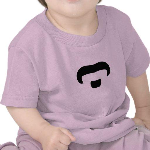 Bigode do balancim tshirt