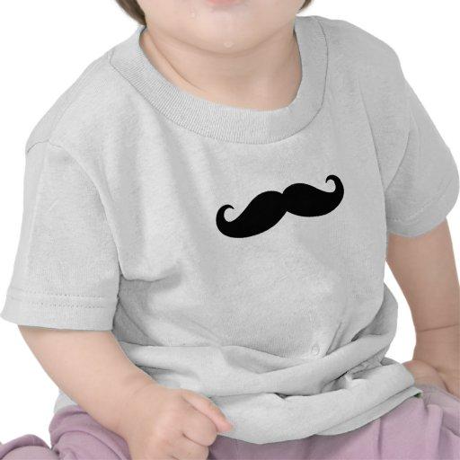 Bigode do bigode, design do Moustache Tshirts