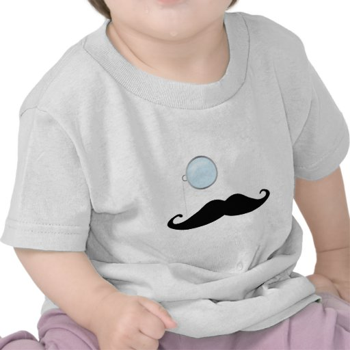 Bigode do Monocle Tshirts