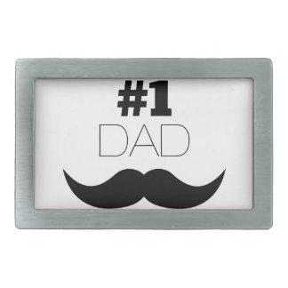 Bigode do preto do pai #1 - número um