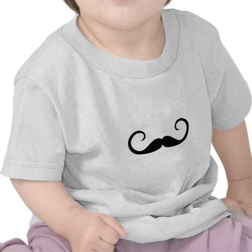 Bigode elegante t-shirt