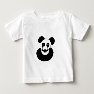 Bigode Panda.tshirts Camiseta