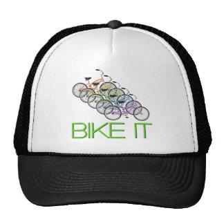 Bike o bonés