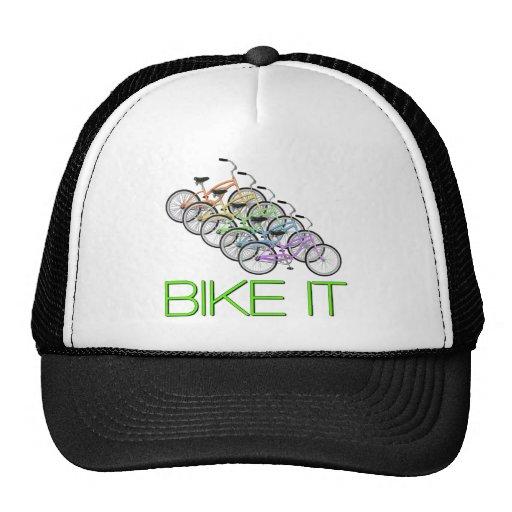 Bike o! bonés