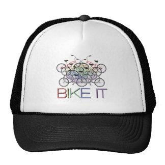 Bike o - palavras com as 10 bicicletas coloridas bones