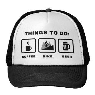 Biking da montanha boné