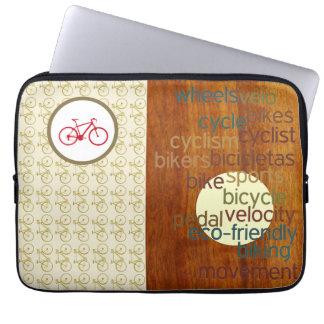 biking do na moda relativo capa de notebook