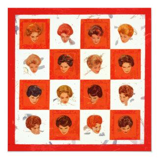 Bingo da cor do cabelo
