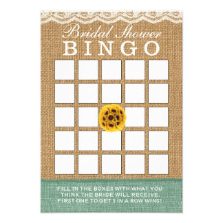 Bingo elegante do chá de panela de serapilheira da