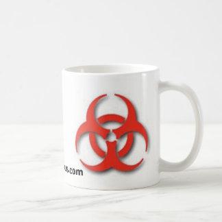 Bio-Perigo-Símbolo Caneca De Café