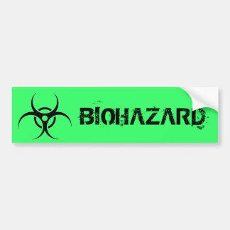 Biohazard 01 adesivo