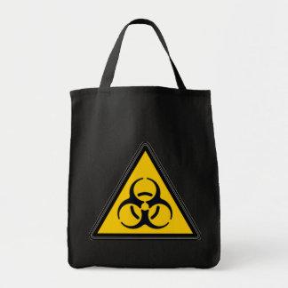 Biohazard 02 bolsa de lona