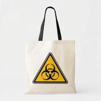 Biohazard 02 bolsa para compras