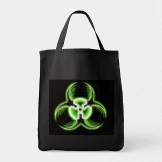 Biohazard 08 sacola tote de mercado