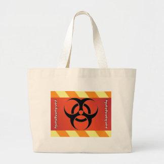biohazard bolsa de lona