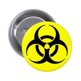 Biohazard! Bóton Redondo 5.08cm