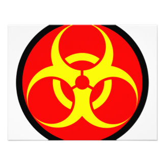 biohazard convites